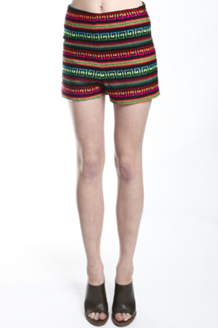 Kenny Guadalajara Shorts - Bright Black