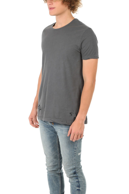 Ksubi Sioux T-Shirt - Lunar Grey