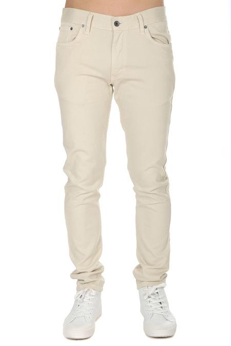 Robert Geller Denim Fit 1 Pants - Off White