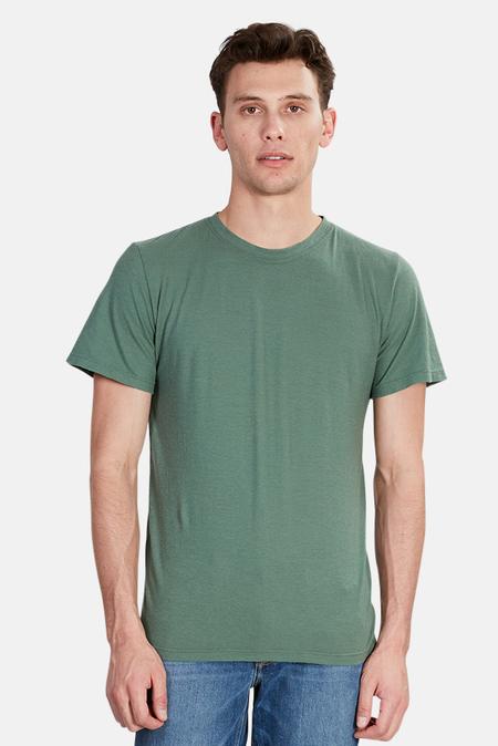 Jungmaven Basic Tee Shirt - Spruce Green