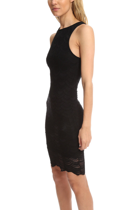 Nightcap Victorian Lace Sports Dress - Black