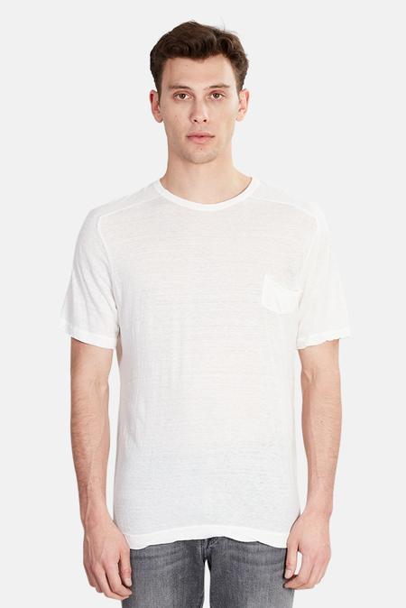 V::ROOM Pocket T-Shirt - White