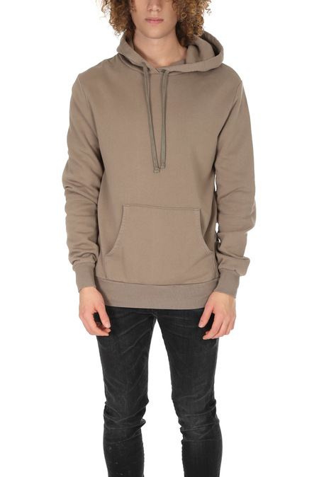 321 Pullover Hoody Sweater - Taupe