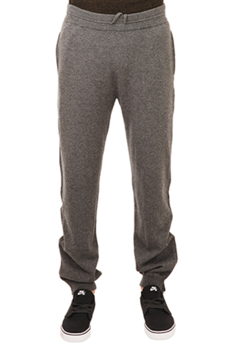 Blue&Cream Track Pants - Bankers Grey