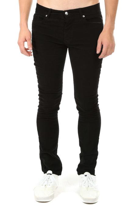 IRO Piotre Corduroy Jeans - Black