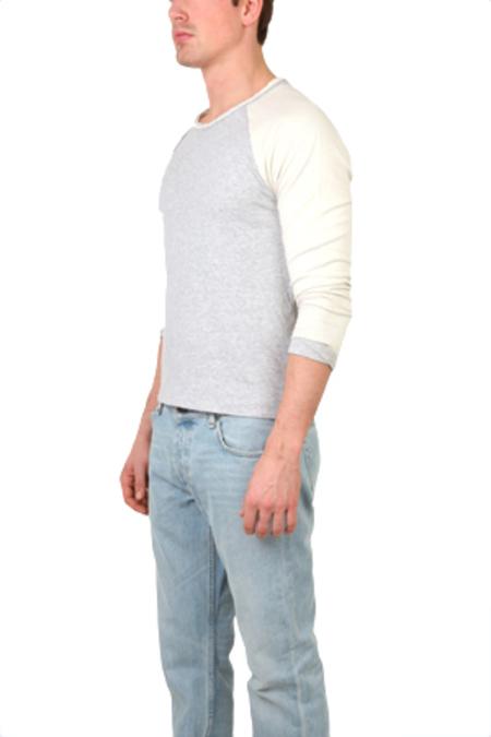 Hope Division Sweater - Grey Melange
