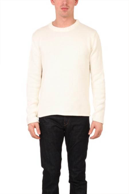Hope Fender Sweater - Off White
