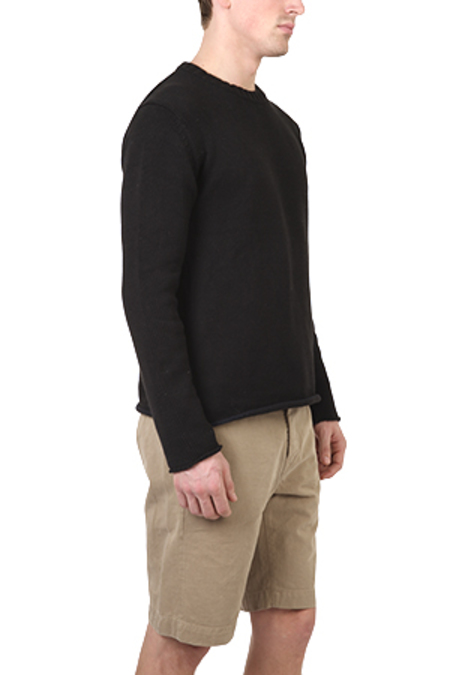 Hope Fender Sweater - Black
