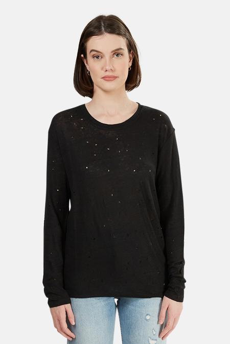 IRO Marvina T-Shirt - Black