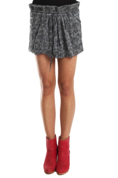 IRO Zana Skirt - Neutral Leopard