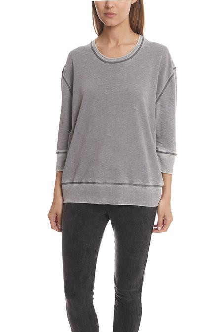IRO Lilybel Sweatshirt Sweater - Grey