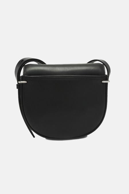 3.1 Phillip Lim Alix Mini Saddle Crossbody Bag - Black