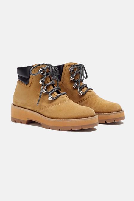 3.1 Phillip Lim Dylan Hiking Boot Shoes - Oak