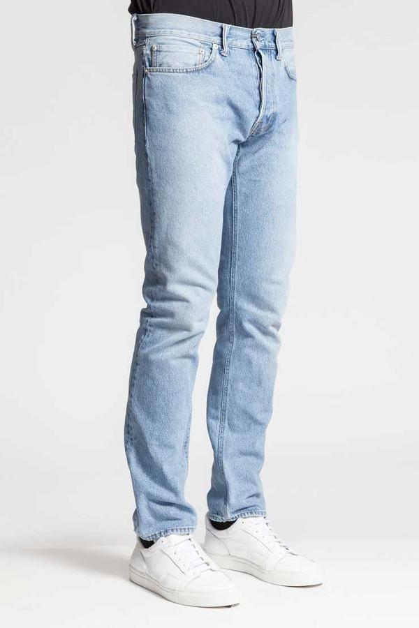 Men's OUR LEGACY - First Cut Light Vintage Wash Jeans