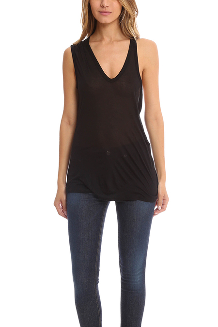 T by Alexander Wang 1 Shoulder Tank