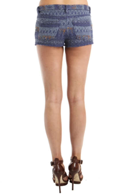 IRO Monroe Short - Blue