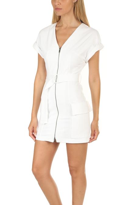A.L.C. Bellamy Dress - Off White