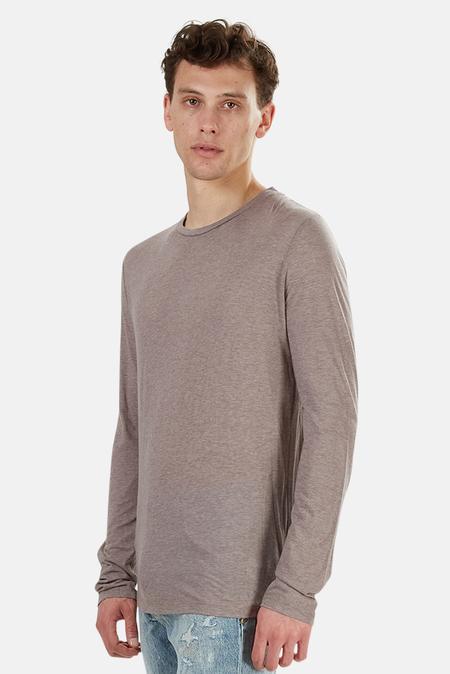 Blue&Cream 66 LS T-Shirt - Brown