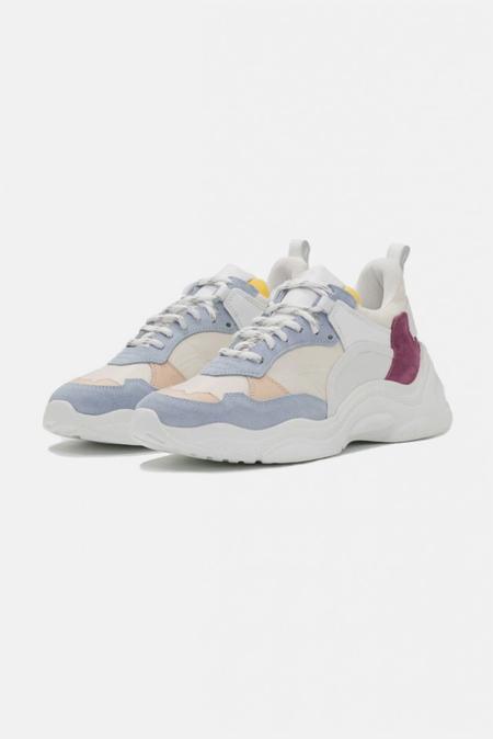 IRO Curverunner Sneaker Shoes - Lilas