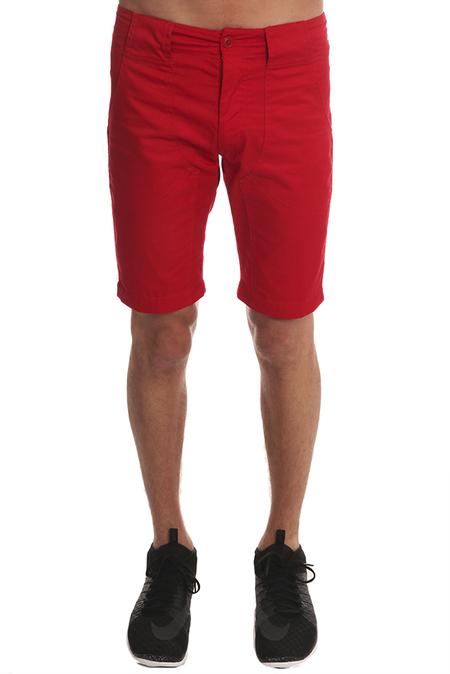 Woolrich Bellavista Short - Red
