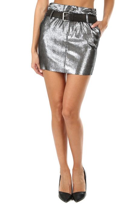 RtA Marlin Leather Skirt - Knife Fight