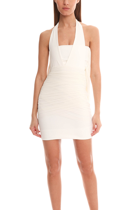Preen Ramone Dress - White