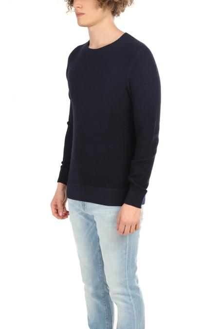 A.P.C. David Sweater - Navy