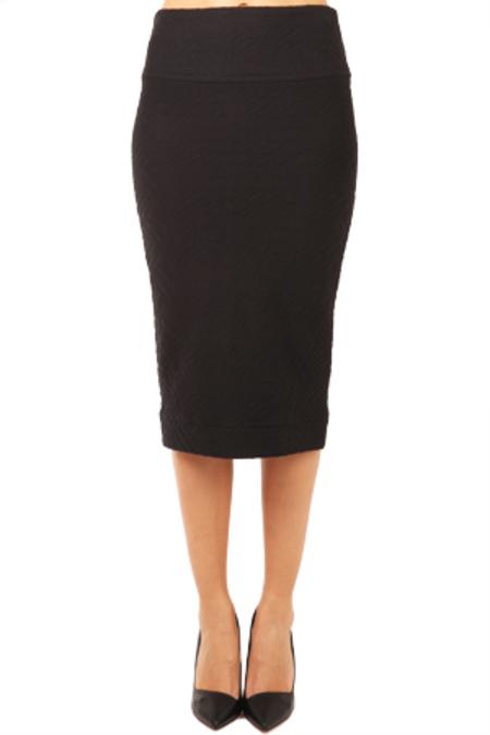 IRO Kaya Skirt - Black