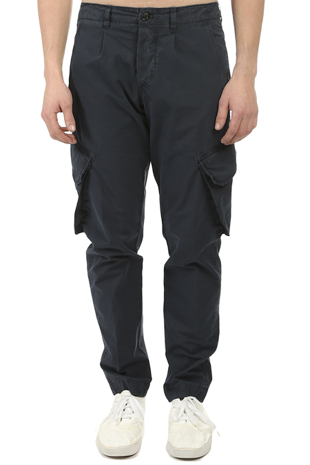PRESIDENTS Trouser Jungle Pants - Blue