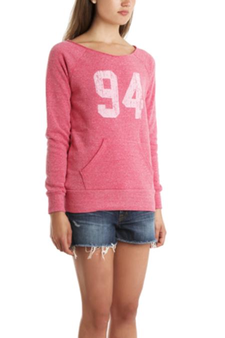Blue&Cream x Gianni Ready To Die Sweatshirt Sweater - Red
