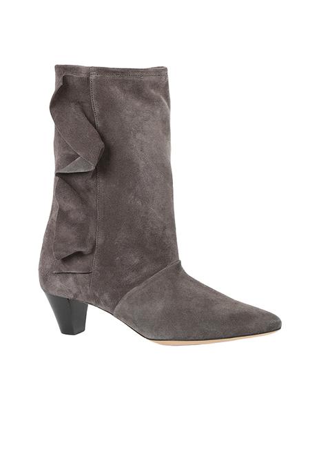 IRO Fabita Bootie Shoes - Anthracite