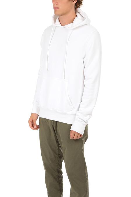 Cotton Citizen Jackson Pullover Sweater - White
