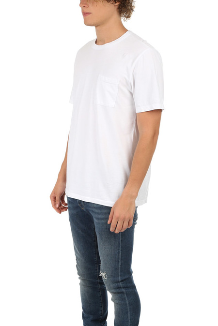 Cotton Citizen Standard Pocket T-Shirt - White