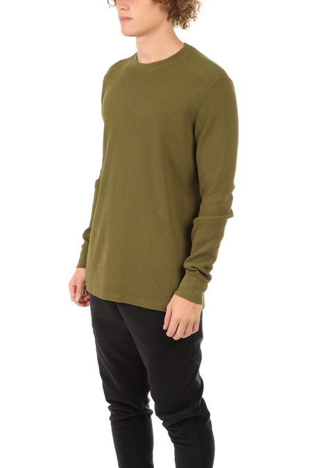 Cotton Citizen Cooper Thermal - Moss