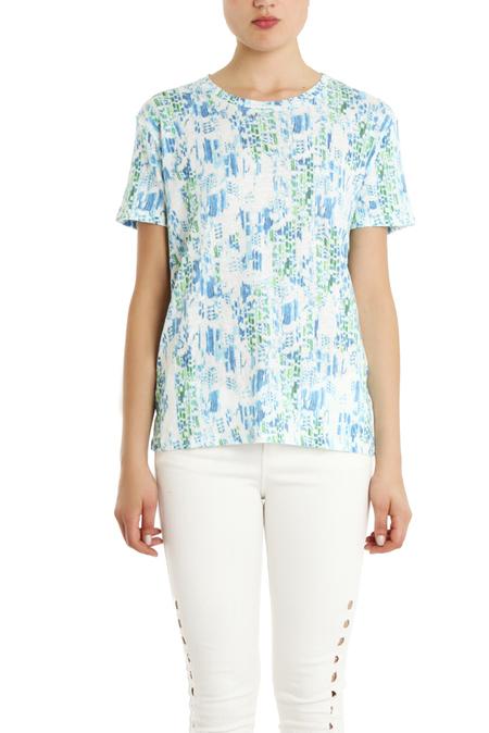 IRO Gypsy T-Shirt - Bleu Clair