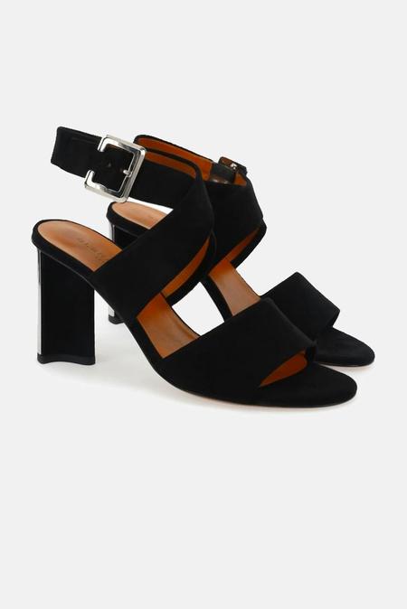 Robert Clergerie Alixe Sandals Shoes - Black