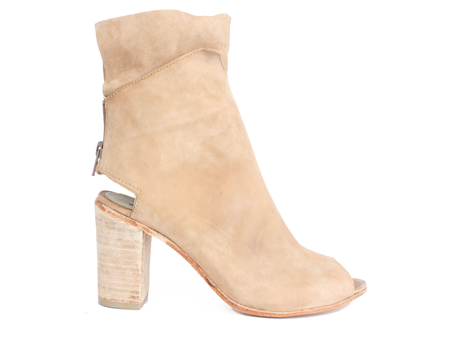 Free People Golden Road Heeled Boot