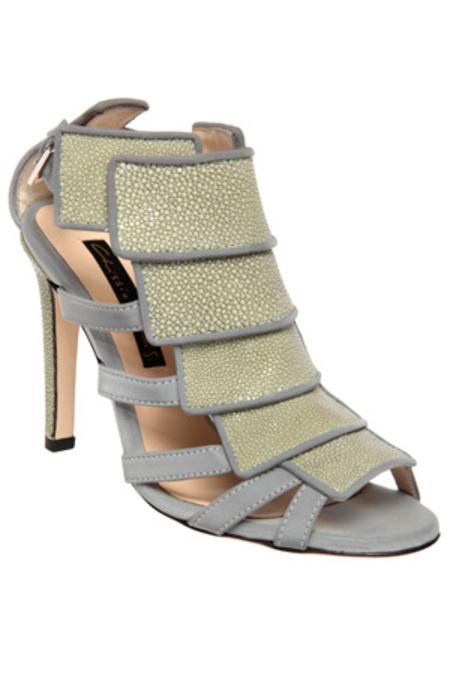 Chrissie Morris Valentina Stingray 3M Shoes - Green