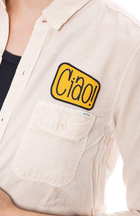 Mother Denim Trooper Ciao Shirt