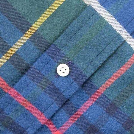 Gitman Vintage Flannel Shirt - Red Big Check