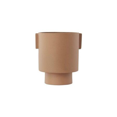 OYOY Medium Inka Kana Pot - Camel