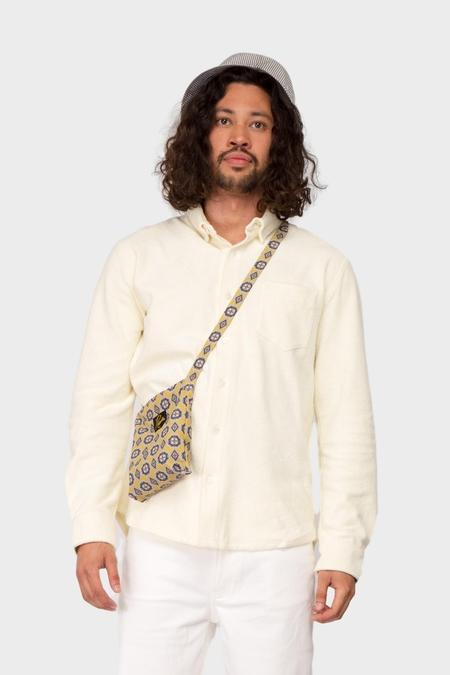 Séfr Leo Bathrobe Shirt - Off White