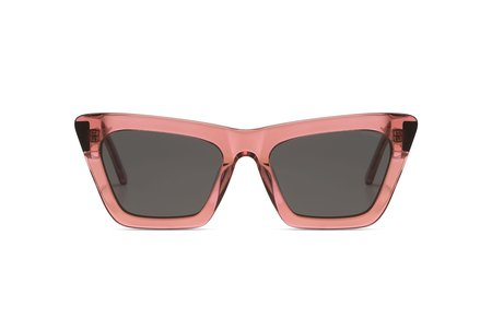 KOMONO Jessie Sunglasses - Dirty Pink