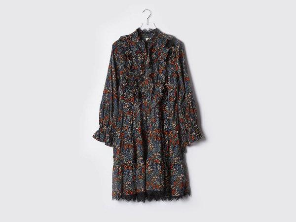 Warm Petite Maison Dress