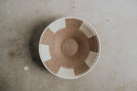 Sonder Goods Handwoven Basket