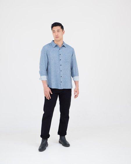 Esby Harris 5 Pocket Jean - Cone Denim Black