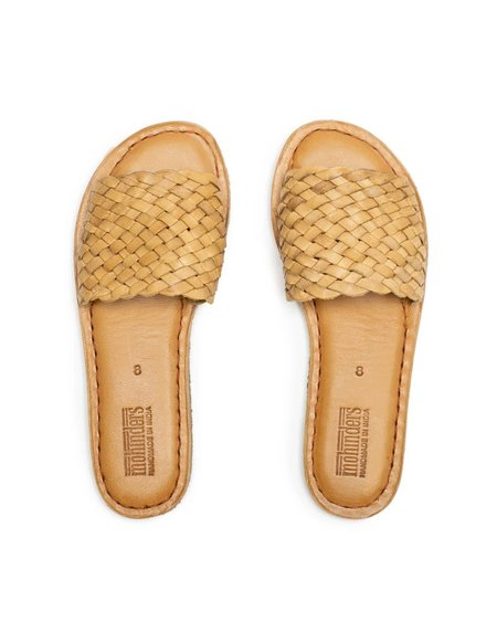 Mohinders Woven Sandal - Natural