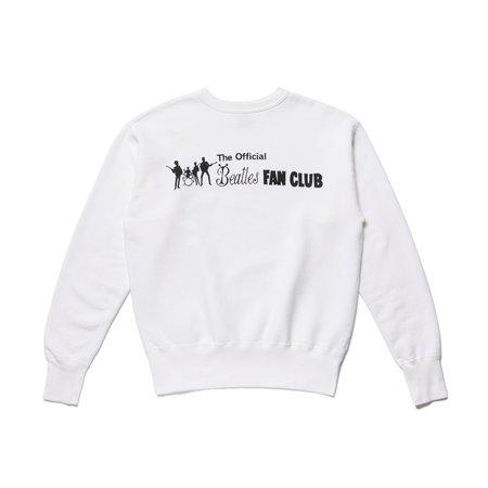 Human Made Beatles Sweatshirt - White