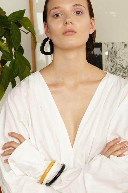 Valet Studio Anais Earrings - Black
