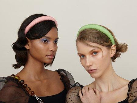 Valet Studio Keira Headband - Pink